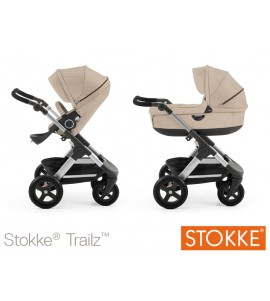DUO TRAILZ STOKKE