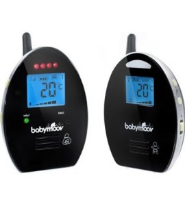 BABY CONTROL DIGITAL GREEN