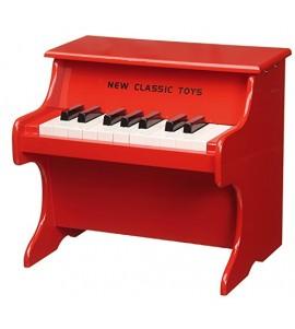 PIANOFORTE LEGNO ROSSO COALA