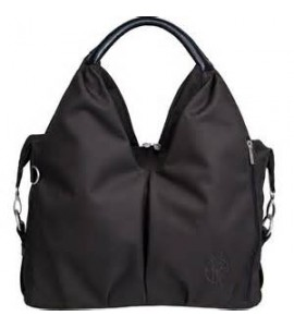 BORSA GREEN LABEL NECKLINE BLACK