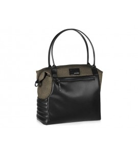 PRIAM BORSA HAPPY BLACK|BLACK