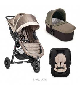 TRIO CITY MINI GT DELUXE BABY JOGGER
