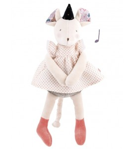 TOPO MUSICALE MIMI MOULIN ROTY