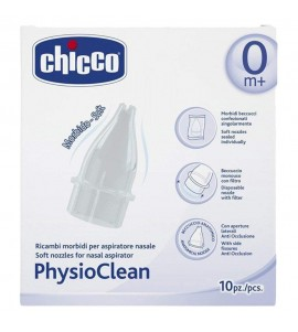 PHYSIOCLEAN REFILL 10 BECUCCI CHICCO