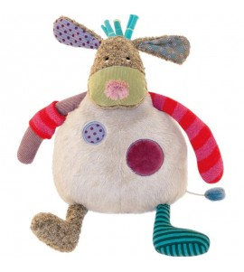 PUPAZZO MUSICALE CANE MOULIN ROTY