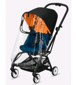 RAIN COVER EEZY S TWIST TRANSPARENT CYBEX