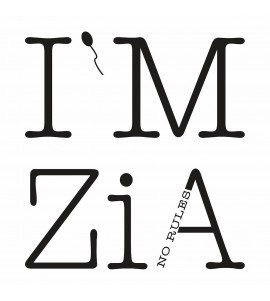 T SHIRT I'M ZIA BIANCA FECONDO ME