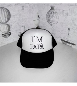 CAPPELLO I'M PAPA FECONDO ME