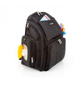 BACKPACK ZAINO FASCIATOIO BLACK SAFETY
