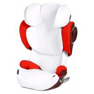 RIVESTIMENTO ESTIVO WHITE | WHITE SOLUTION Z-FIX CYBEX