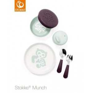 SET PAPPA MUNCH EVERY DAY STOKKE