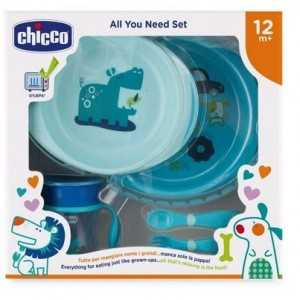SET PAPPA 12+ CHICCO