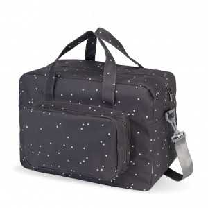 BORSA MATERNITA MINI STARS GRIS MY BAG'S