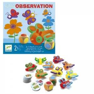 GIOCO LITTLE OBSERVATION DJECO