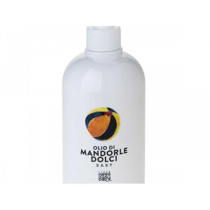 OLIO DI MANDORLE DOLCI BABY 500ML MAMMABABY